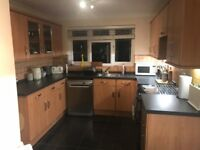 Medium sized kitchen in excellent condition for sale (used/second hand) in Rochester, Kent