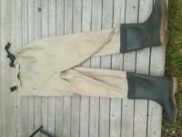 Streamside Chest Waders