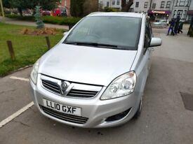 image for 2010 Vauxhall Zafira 1.6 i Energy 5dr+Service History+HPI Clear+ULEZ+1 F/Keeper