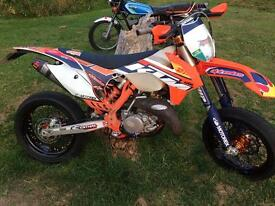 Ktm 125 exc £££reduced price