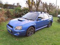 Subaru Impreza WRX Prodrive (ppp)