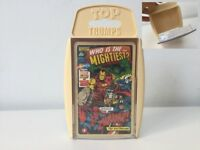 Top Trumps Marvel Comics Playing Cards - Unopened
