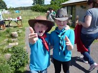 Help a brand new Scout Group to create fun and adventure! (voluntary)