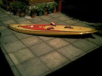 Tiki 285 Windsurfer C/W mast, boom and choice of sail