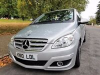Mercedes B Class Automatic 1.5 Petrol low insurance Bluetooth B160 SE 5 door Silver