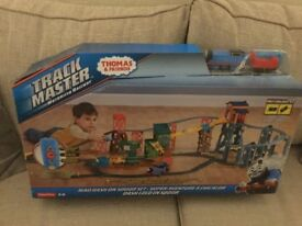 Trackmaster Thomas and Friends Mad Dash on Sodor