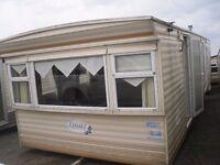 Cosalt Capri FREE DELIVERY 31x10 2bedrooms 2bathroom Scotlands biggest offsite static caravan dealer