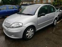 Citroen c3 semi auto with paddle shift(**part ex welcome**)