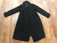 Maternity clothes bundle - coat, dressing gown and dress