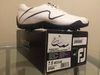 Ladies Footjoy Lopro Collection Golf Shoes Size 5, EU Size 38