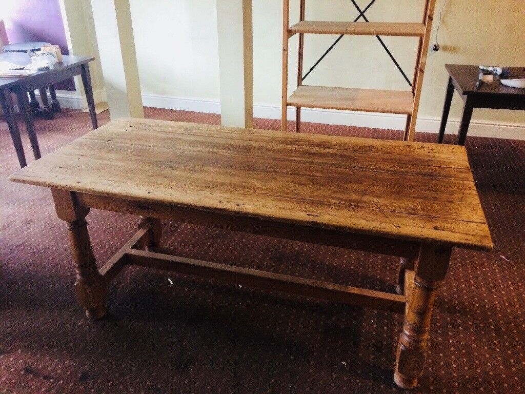 Pinewood Kitchen/Dining room table