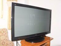 "PANASONIC VIERA 46"" PLASMA TV . Any Sensible Offer Accepted"