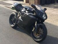 MV Agusta F4 750 S custom SPR black 90% Carbon fibre