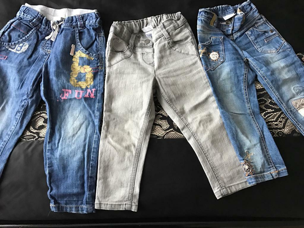 Next Jeans size 1-2