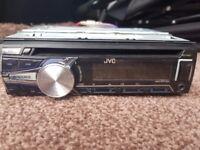 JVC Car CD Radio Mp3 player KD-R451
