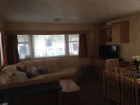Abi Horizon 2010 2/3 bedroom static caravan upgraded with central heating and double glazing