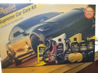 Mequiar's Supreme Car Care Kit - New and Used (Great Xmas Gift)