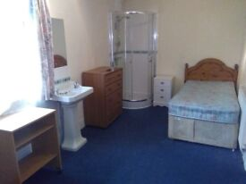 2 Rooms available in shared house, Upper Bangor