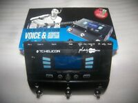 TC-Helicon / TC Helicon Play Acoustic Vocal and Electro Acoustic Processor, Vocalist.