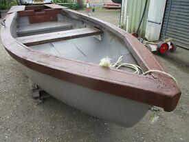 REDUCED grp fishing/potting boat