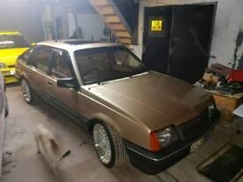Mk2 vauxhall cavalier sri 1983 clean and tidy classis retro