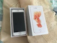 APPLE IPHONE 6 S 16GB UNLOCKED EXCELLENT