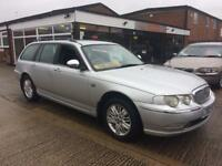 Rover 75 Connoisseur CDT Tour A 2.0 Diesel Auto Estate