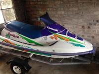 Jetski 750 Kawasaki - speed boat