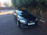 2011 Audi S3 Black Edition 3dr Manual