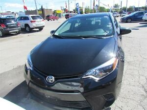 2015 Toyota Corolla LE | ONE OWNER | HEATED SEATS | CAM London Ontario image 2