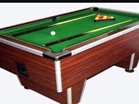 Pub type Pool table