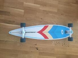 Arrow Pintail longboard