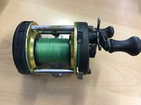 Abu Ambassadeur 6500 GR Sea Fishing Reel