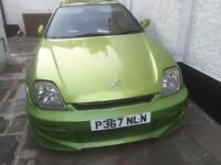 Honda Prelude 2.2 VTI (Fully Kitted)