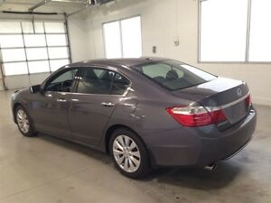 2014 Honda Accord Sedan EX-L| BACKUP CAM| LEATHER| SUNROOF| 124, Kitchener / Waterloo Kitchener Area image 4