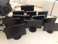Job Lot of LCD Computer Monitors/Displays