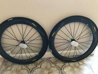 Mavic Comete Pro Carbon Wheelset Clincher Disc (NEW)