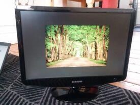 """Samsung SyncMaster 2232BW - LCD monitor - 22"""""""