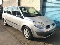 2005 Renault Grand Scenic 1.5 DCI 7 Seater