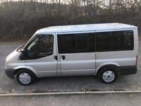 2007 FORD TRANSIT TOURNEO 130 9-SEAT FWD MINI BUS
