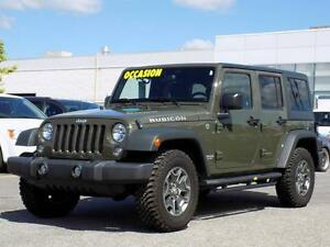 Jeep Wrangler Unlimited Rubicon 2015 2 TOITS