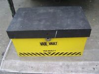 Van Vault 2 Site Storage Tool Security Safe Box