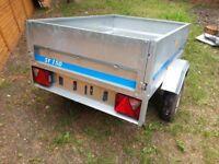 Erde sy150 Car trailer/camping trailer
