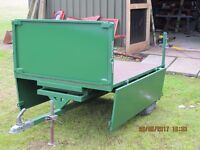 Trailer - suit Garden Tractor or Quad