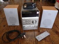 Panasonic SA-PM32DB micro hifi system with DAB