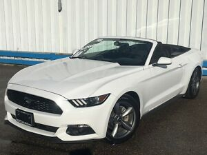 2016 Ford Mustang *CONVERTIBLE*
