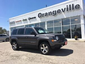 2016 Jeep Patriot HIGH ALTITUDE, 4X4, ROOF, HEAT
