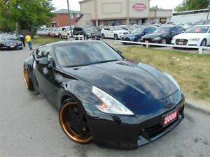 2009 Nissan 370Z TOURING LEATHER UP-GRADED WHEELS
