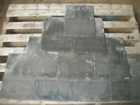 ROOF SLATES RECLAIMED WELSH ROOFING SLATES