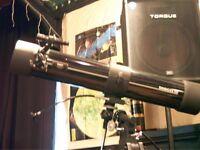 TASCO PROFESSIONAL TELESCOPE IN NEW CONDITION £69
